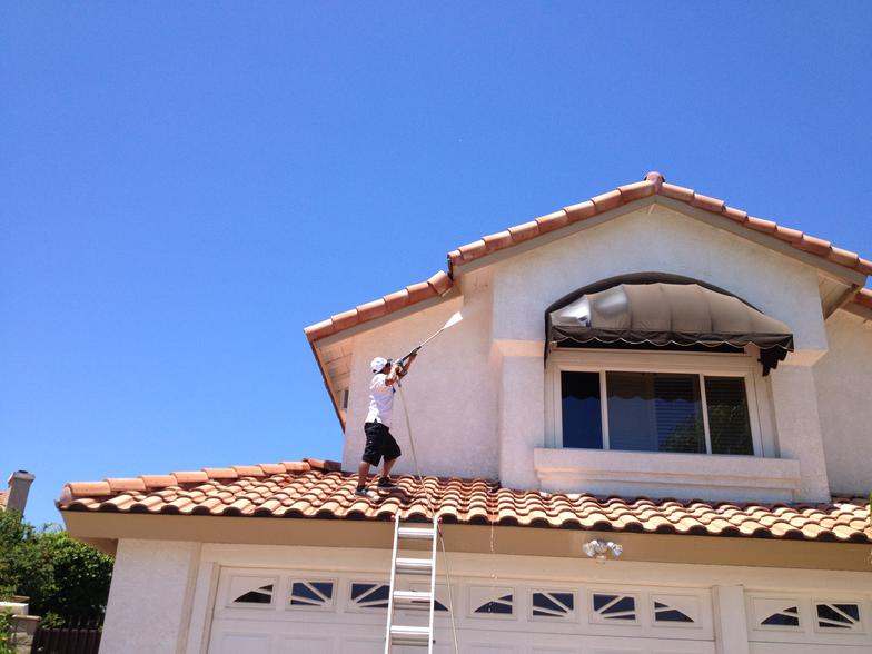 Elite Window Cleaning Home